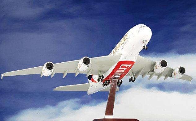Gemini Emirates Airbus A380-800 A6-EEK 'Exclusive'  1/200