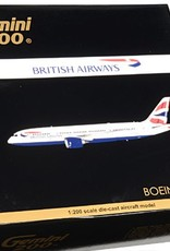 Gemini British Airways 787-800 1/200