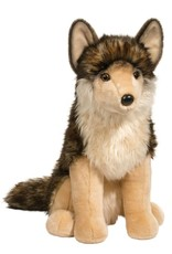 Douglas Leeloo Sitting Wolf Large