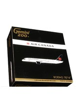 Gemini Air Canada 787-800 Dreamliner 'New Colours' -New livery 2017  1/200