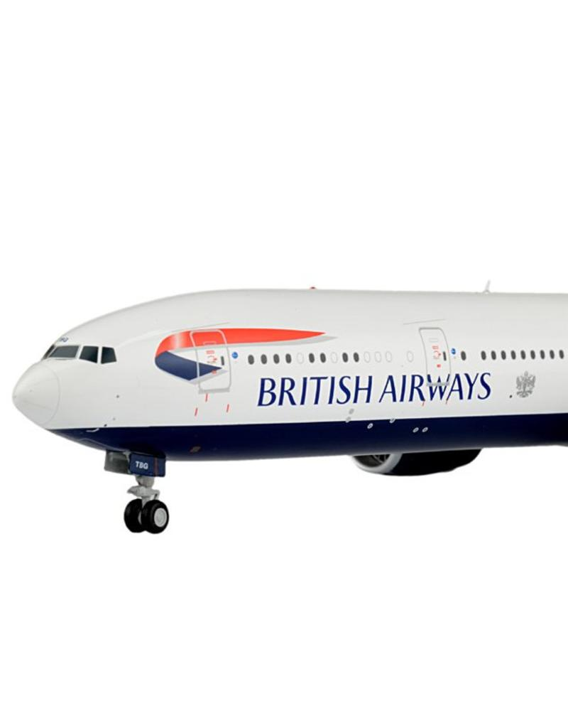 Gemini British Airways 777-300ER 1/200