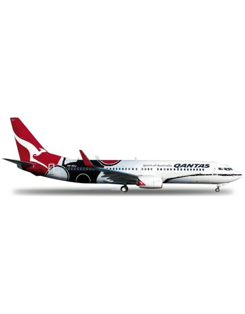 Gemini QANTAS 737-800 1/400