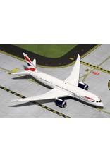 Gemini British Airways 787-800 REG# G-ZBJC 1/400