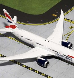 Gemini British Airways 787-800 REG# G-ZBJC 1/400