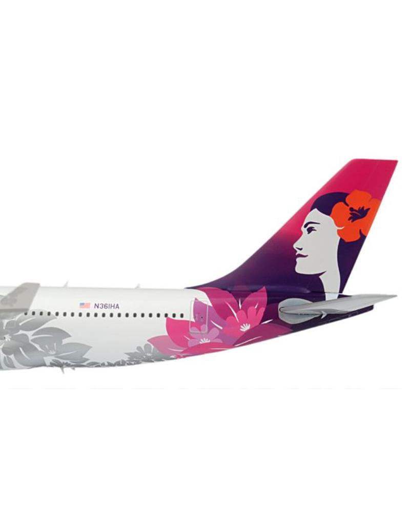 Gemini Hawaiian A330-200 1/200 New Livery