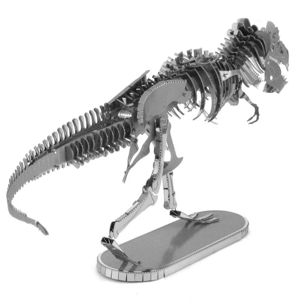 Metal Earth T. Rex Skeleton