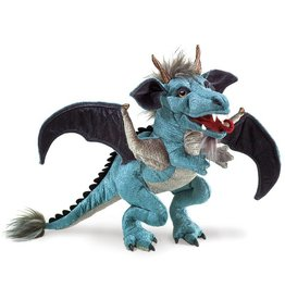 Folkmanis Sky Dragon Puppet