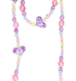 MY HEART WILL GO ON NECKLACE AND BR SET
