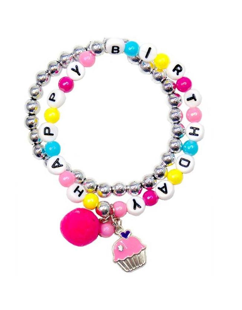 bracelet birthday little lilalou loves ll august lll
