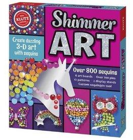 Klutz Shimmer Art