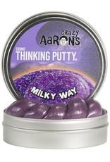 Crazy Aaron's Thinking Putty - Milky Way Cosmic Glow