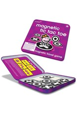 Magnetic Tic Tac Toe Travel Game