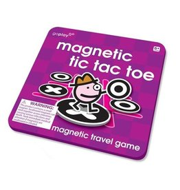 Magnetic Tic Tac Toe Travel Game