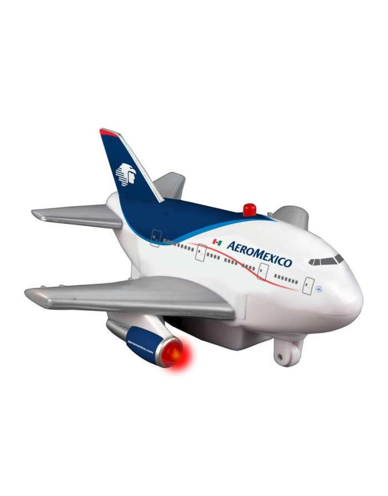 Aeromexico Pull Back With Light and Sound