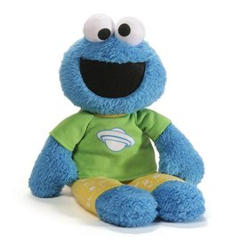 "Gund Cookie Monster 16"" Pj Pal"