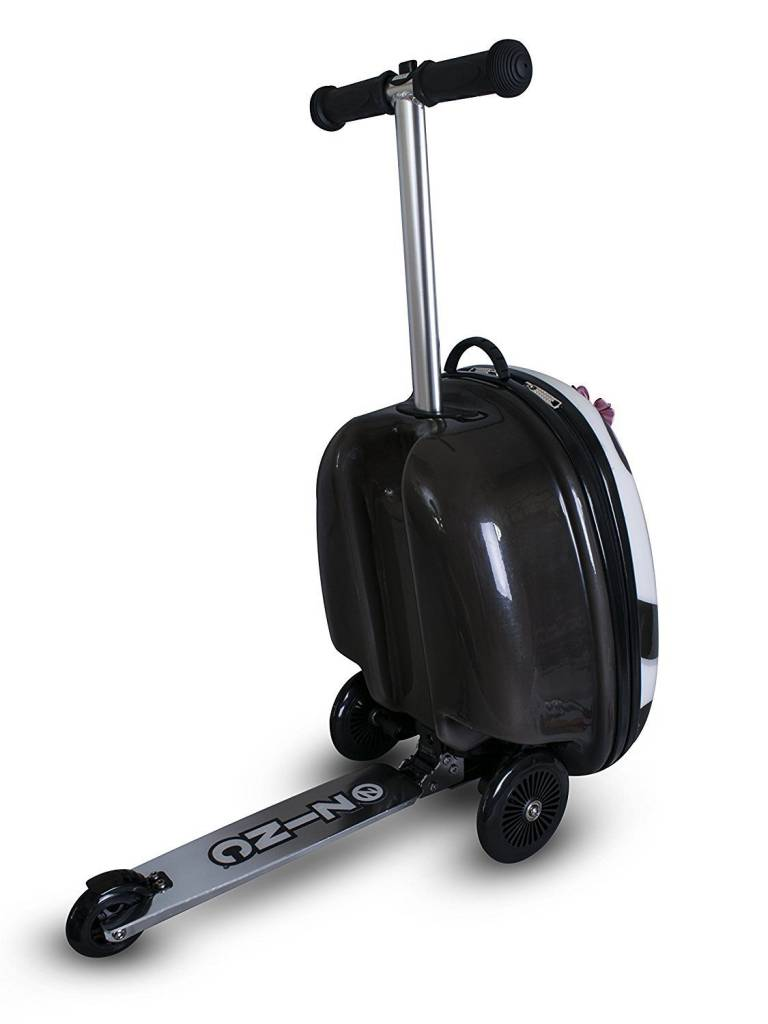 """Polly The Panda Scooter Luggage  18"""""""