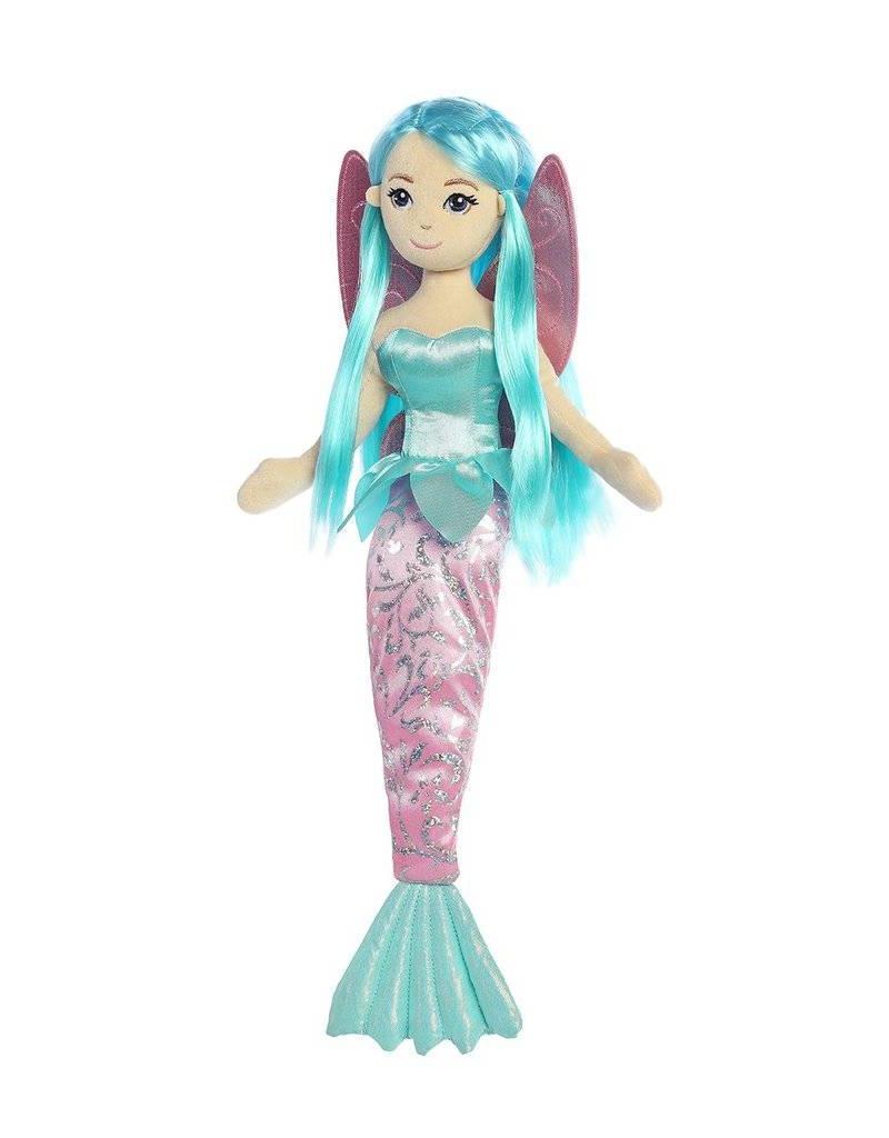 """Sea Sparkles Shellina Fairy 18"""""""