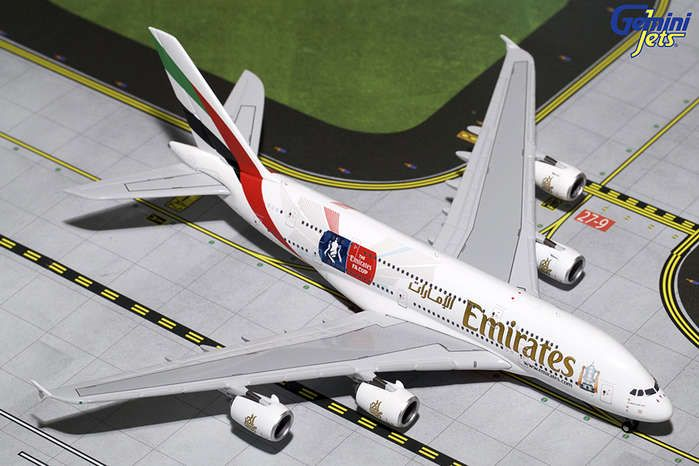 Gemini Emirates A380 1/400 FA CUP