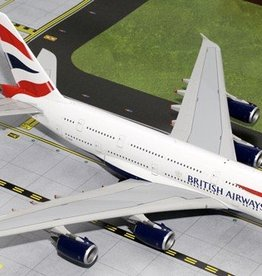 Gemini British Airways A380 1/200