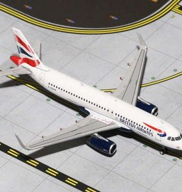 Gemini British Airways  A320 1/400