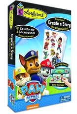 Colorforms Create Story Paw Patrol