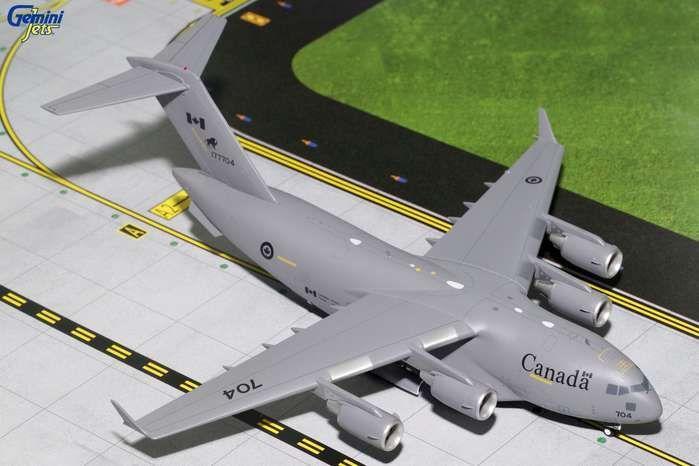 Gemini RCAF  C17 1/200 Buffalo Logo