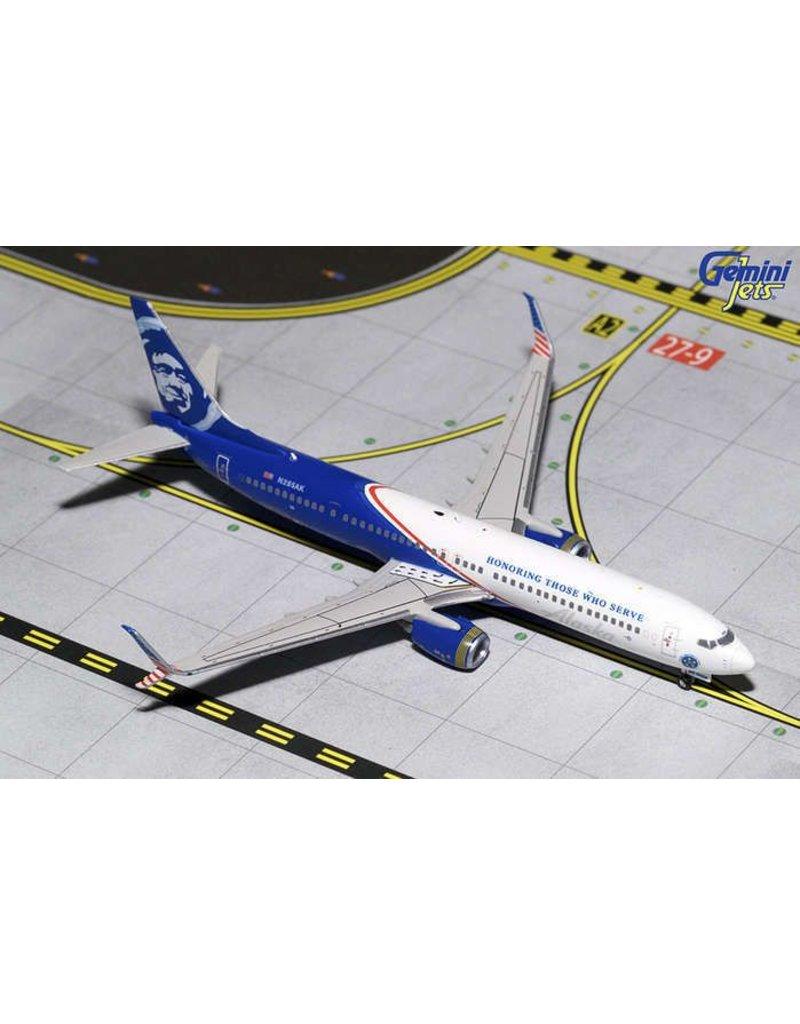 Gemini Alaska 737-900ER 1/400 (gone)