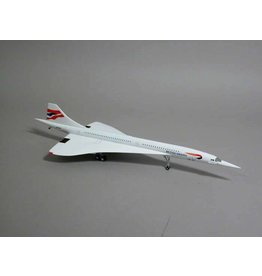Hogan British Airways Concorde  1/200