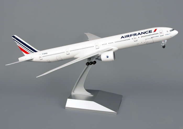 skymarks model airplanes skymarks air france 777 300 1. Black Bedroom Furniture Sets. Home Design Ideas
