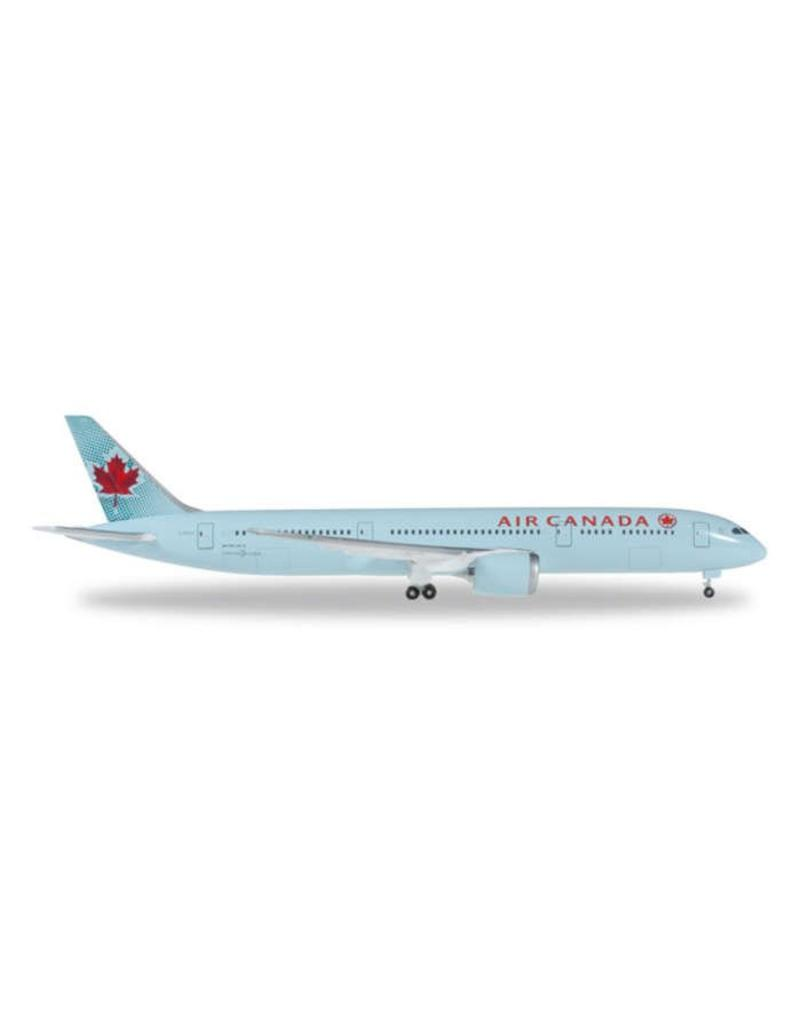 Herpa Air Canada 787-9 1/500