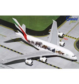 Gemini Emirates A380 1/400 Wildlife