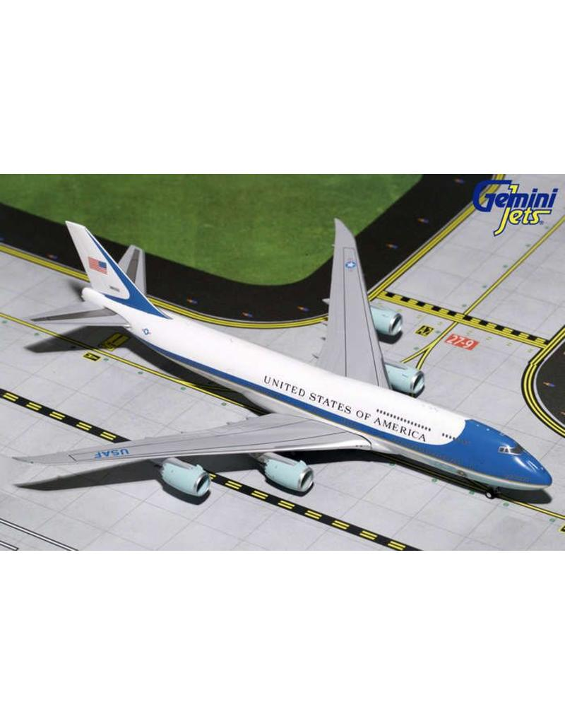 Gemini Air Force One 747-8L 1/400