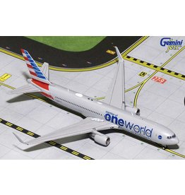 Gemini American 767-300W 1/400 One World