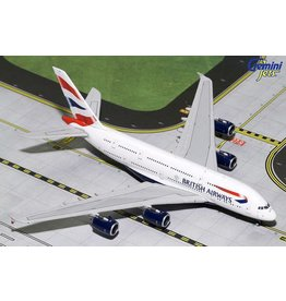 Gemini British Airways A380 1/400