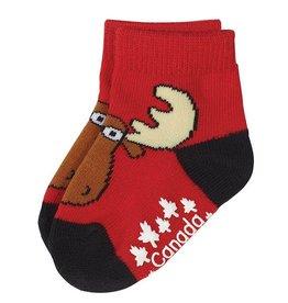 Socks -  Goofy Moose  18-24 Months