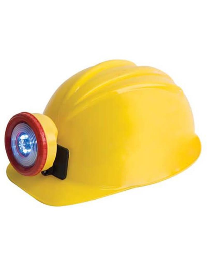 Miner Helmet Yellow