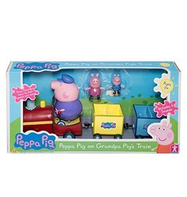 Peppa Pig Grandpa's Train