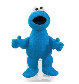 Gund Cookie Monster Jumbo 37""