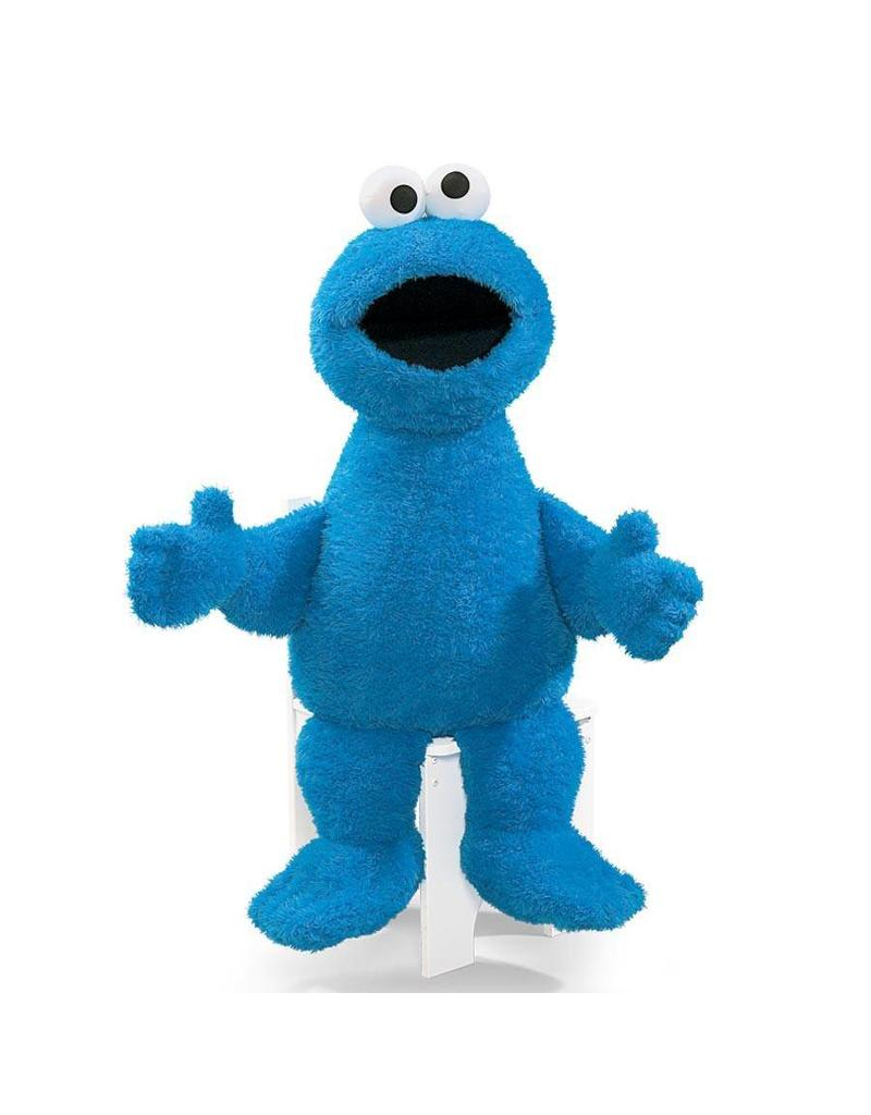 "Gund Giant Cookie Monster Plush 37"""