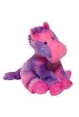 Douglas Allegra Pink & Purple Horse