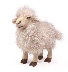 Folkmanis Longwool Sheep Puppet