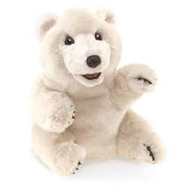Folkmanis Sitting Bear Puppet