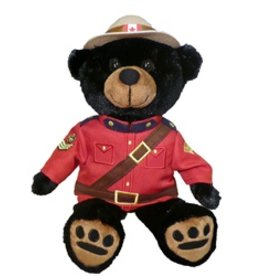 "RCMP Black Bear 11"""