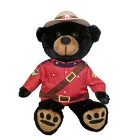 RCMP Black Bear 11""