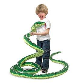Giant Snake Plush