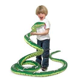 Melissa & Doug Giant Snake Plush