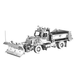 Metal Earth Freightliner Snow Plow