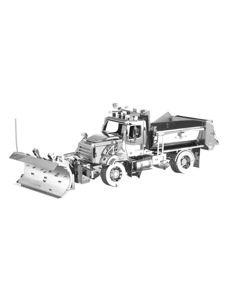Metal Earth Freightliner Snow Plow