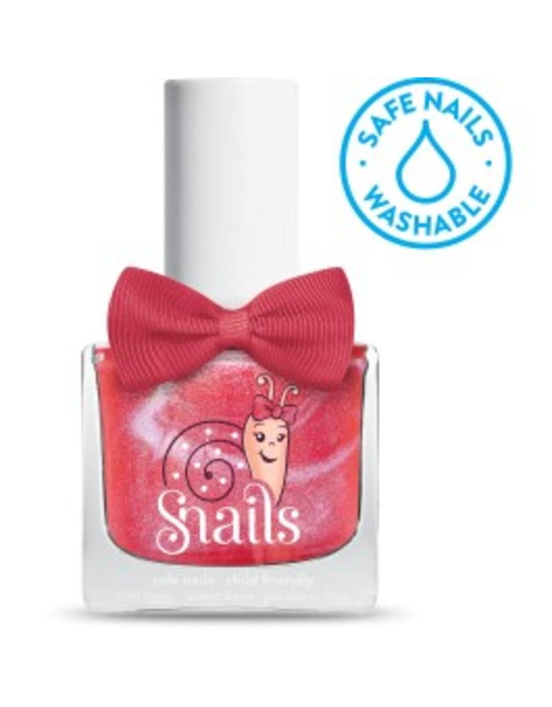 Disco Girl Snails- Washable, Non-Toxic Nail Polish