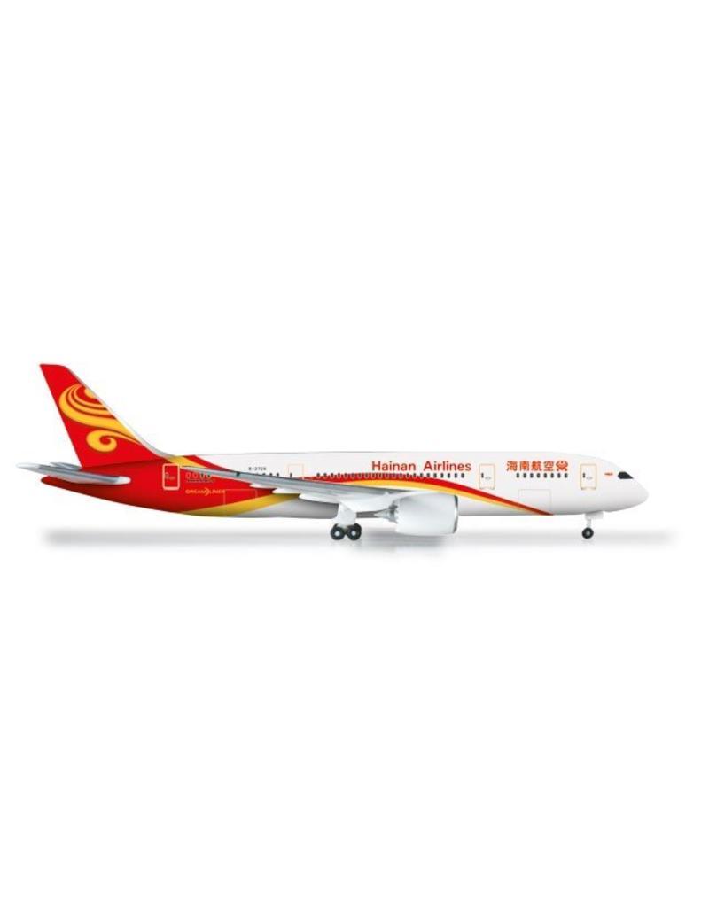 Herpa Hainan 787-800 1/500